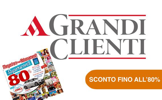 Grandi Clienti Mondadori