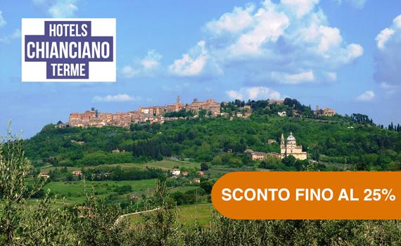 Hotels di Chianciano Terme
