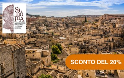 Sinopia, visite a Matera