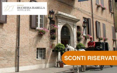 Hotel e Spa Duchessa Isabella